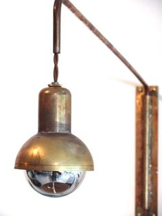 bell jar pendant and sconce mount - Doug Newton for Nightwood