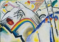 Artist: Wassily Kandinsky Oil Painting Reproductions, Hand-Painted On Canvas Wassily Kandinsky, Claire Basler, Art Pass, Art Terms, Renaissance Artists, Baroque Art, Oil Painting Reproductions, Art Uk, Canvas Prints