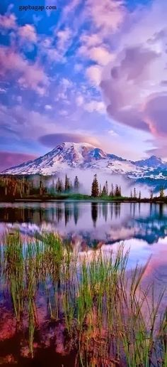 Beautiful Picture Of Mountain