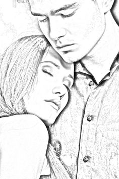 Bethany and Styxx - from Styxx's drawings Love Drawings, Beautiful Drawings, Chronicles Of Nick, Cool Artwork, Amazing Artwork, Sherrilyn Kenyon, Good Books, Amazing Books, Dark Hunter