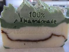 Made From Scratch Shea Butter Soap | Aromaliciousllc - Bath & Beauty on ArtFire