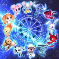 The Chinese zodiac Meraculous Ladybug, Ladybug Comics, Anime Miraculous Ladybug, Tikki Y Plagg, Les Miraculous, Ladybug Und Cat Noir, Miraculous Characters, Miraculous Ladybug Wallpaper, Bugaboo