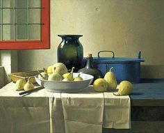 Henk Helmantel (born is one of today's most popular and successful realist painters from the Netherlands. Dutch Still Life, Still Life 2, Still Life Images, Still Life Fruit, Be Still, Rembrandt, Realistic Paintings, Paintings I Love, Beautiful Paintings