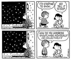 Snoopy - December 4, 1958