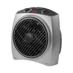 Bionaire - Electric Fan Heater - Gray
