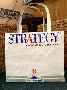 Recycled Repurposed Purina White Strategy by EarthenVesselCrafts