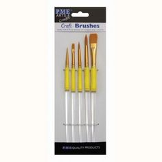 PME Craft Brush Set  125,- nok