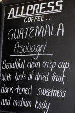 Allpress Espresso - consistently good