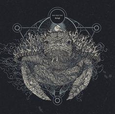 "Moro Moro Land ""Through"" LP artwork on Behance"