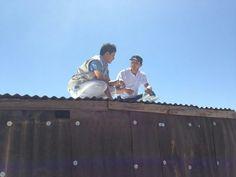 Nuestros voluntarios en Chihuahua - México