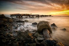 20 Seconds Berkeley Shore by Denis Lincoln on 500px #XT1 #XF14MMF28R