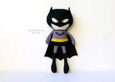 Image of My Teeny-Tiny Doll® - Batboy