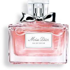 Miss Dior Eau de Parfum ❤ liked on Polyvore featuring beauty products, fragrance, edp perfume, eau de perfume, christian dior, christian dior fragrance and eau de parfum perfume