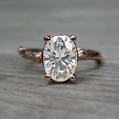 7 Alternative Engagement Ring Ideas (by Kristin Coffin Jewelry)