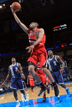 Trail Blazers vs. Thunder Dec. 31, 2013 | THE OFFICIAL SITE OF THE PORTLAND TRAIL BLAZERS