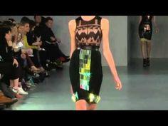 David Koma -Давид Комахидзе, показ коллекции Весна-Лето 2012