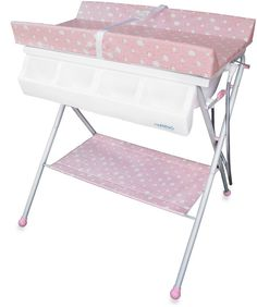 Baby Diego Standard Bath U0026 Changer Combo In Pink
