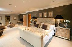 #decoración #interiorismo #diseñodeinteriores Una casa de estilo clásico en Boars Hill, Oxfordshire. Más en: http://greenandfreshdecor.blogspot.com.es/2014/06/estilo-clasico-en-boars-hill-oxfordshire.html