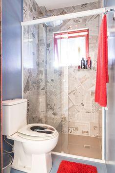 Banho íntimo : Banheiros ecléticos por Bladihaus Arquitetura