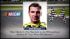 Tonight Show Superlatives star NASCAR drivers Jimmy Fallon's Tonight Show Superlatives star NASCAR drivers.  (NBC)