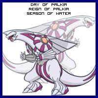 Jan 29: The Day of Palkia in the Reign of Palkia, Season of Water