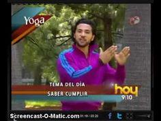 Yoga con Alejandro Maldonado.302.
