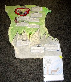 Regions of Canada - Interior Plains student work sample and description. This would be good for Ontario Grade 4 Social Studies Social Studies Curriculum, Social Studies Activities, Teaching Social Studies, Art Activities, Teacher Lesson Plans, Teacher Resources, Teaching Ideas, Geography Of Canada, Geography Lesson Plans