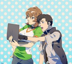 Pidge||Shiro