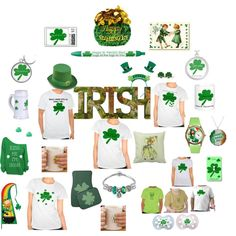 TamiraZDesigns creates custom designs on Zazzle's products. Happy Saint  Patrick's Day to You Collection by TamiraZDesigns on Polyvore!  Gift Ideas for the whole family by TamiraZDesigns.  Items by Christmas Traditions, Party City, Party Wedding, Pandora, Claire's, Zazzle & other designers. Original Artwork, Text sayings & Photography © TamiraZDesigns.  All rights reserved. Visit TamiraZDesigns store:  www.zazzle.com/tamirazdesigns*