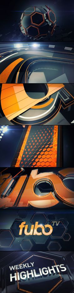 FUBO tv - graphic pack - ANTS | Motion Graphics | Argentina | Studio