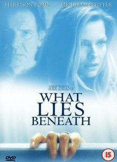 Michelle Pfeiffer, Harrison Ford - 'What Lies Beneath', filmed in the late released in A good thriller Creepy Movies, Horror Movies, 80s Movies, Series Movies, Disney Movies, Harrison Ford, Love Movie, Movie Tv, Tim Burton