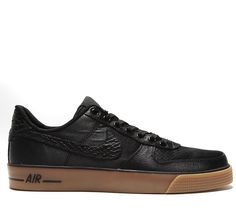 Nike Air Force 1 Low AC Black / Gum