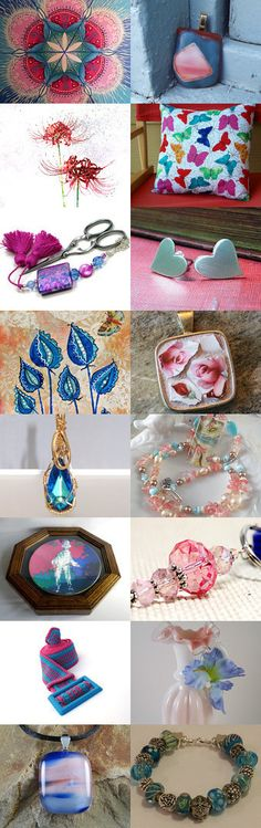 To Friends! by DesertRose Jewelry on Etsy--Pinned with TreasuryPin.com 3:16