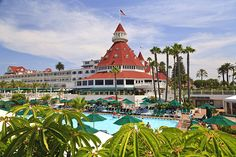 American Classic: Coronado Island (and the Hotel Del!)