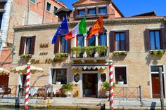 Our hotel in Venice!!!!  Location, Mori Hotel: