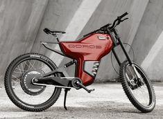 eBIQE は、通勤、ツーリング、オフロード走行で使用できるマウンテンバイクスタイルの電動バイク。「電動バイクモード」「電動アシスト自転車モード」「ペダル(自転車)モード」の3つのモードを持つ。