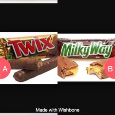 Get the app Wishbone and vote which one is better!!
