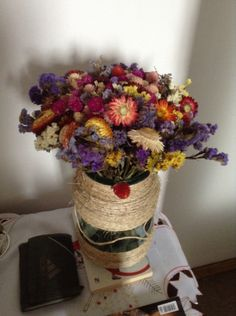Handmade jar !