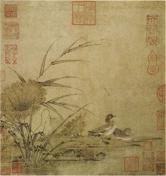 paintings from song dynasty