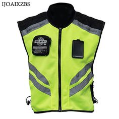 Motorcycle Reflective Vest Riding Tribe New Clothing Street Road Protector Motocross Body Armour Protection Jackets Vest Clothes