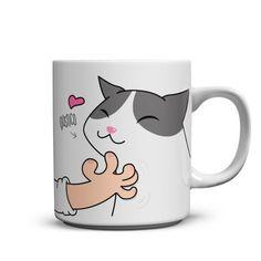TV-Cartoon-gato y ratón-Tom /& Jerry-logotipo taza de café Taza logotipo Shirt