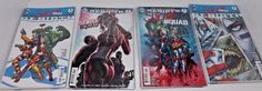 Suicide Squad Rebirth Comics Lot of 4 Oct 2016