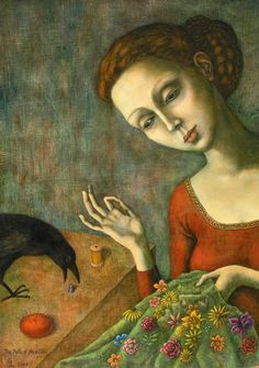 """""""Path of Needles"""", 2009, by American artist Gina Litherland"""
