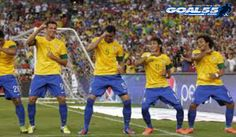 Pertandingan Piala Dunia ini di perempat Final antara Brazil vs Kolombia ini akan berlangsung pada tanggal 5 Juli 2014 pukul 03.00 WIb yang akan di selenggarakan di Fortaleza, Ceara (Estadio Governador Placido Aderaldo Castelo).
