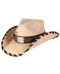 70ab1beedd5dc Charlie 1 Horse® Ladies  Wild Ride Straw Hat