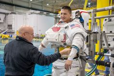 May 6, 2015 M15-071 NASA Astronaut Kjell Lindgren Available for Interviews Before Space Station Mission