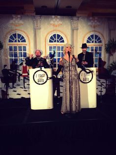 The Z Street Speakeasy band from Orlando played for our roaring 20's/ Great Gatsby 50th Birthday Gala.  Produced and designed by Party and Event Planner Steven Bowles of Steven Bowles Creative in Naples, Florida.  www.stevenbowlescreative.com