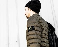 The Stone Island Garment Dyed Down 26GR X SGM-NY. A down jacket/shirt in an ultra light nylon weighing only 26 grams per square metre. The garment is filled with the finest down specially treated to resist the stress of the garment dyeing process. The direct injection of feathers and its lightweight construction of the feathered pockets enhances its overall lightness and comfort. Garment dyed with specific recipes with the addition of a special anti-drop agent. #HAVENSHOP #StoneIsland