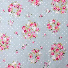 Sevenberry Blue Floral Festoon  http://www.thehomemakery.co.uk/fabric/fabric-all/sevenberry-blue-floral-festoon