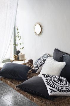 Virlova Interiorismo: [Trends] H&M Home Primavera 2016 ¡piensa en verde!